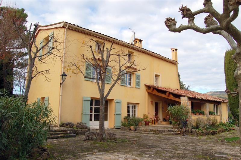 Vente de prestige maison / villa Le canton de fayence 1595000€ - Photo 5