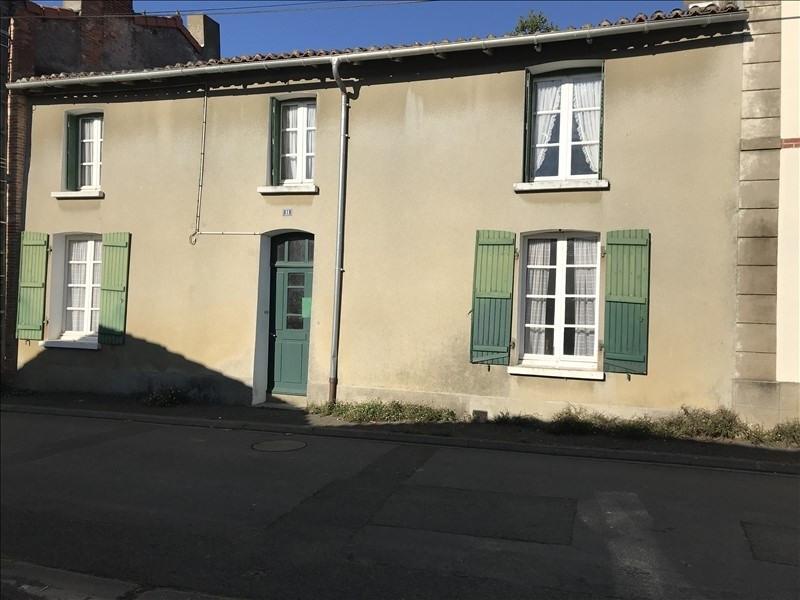 Vente maison / villa Andreze 88630€ - Photo 1