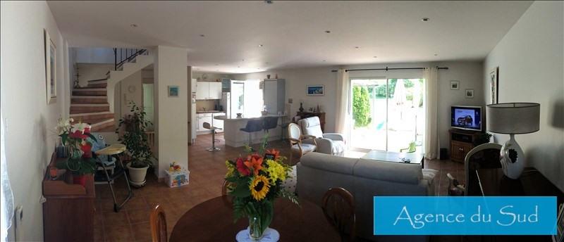 Vente maison / villa Carnoux en provence 489000€ - Photo 2