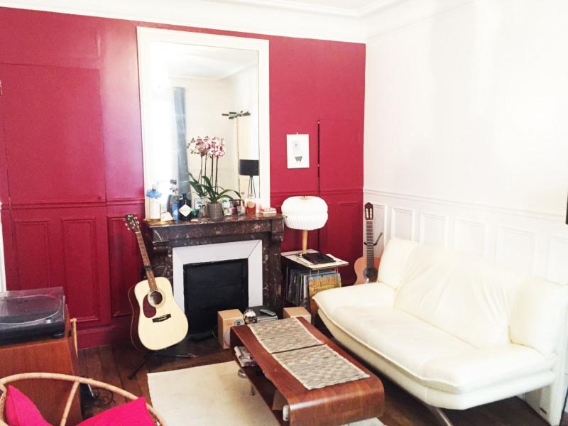 Vente appartement Paris 15ème 473800€ - Photo 2