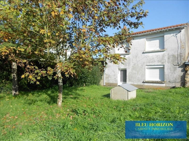 Sale house / villa St mars de coutais 97000€ - Picture 1
