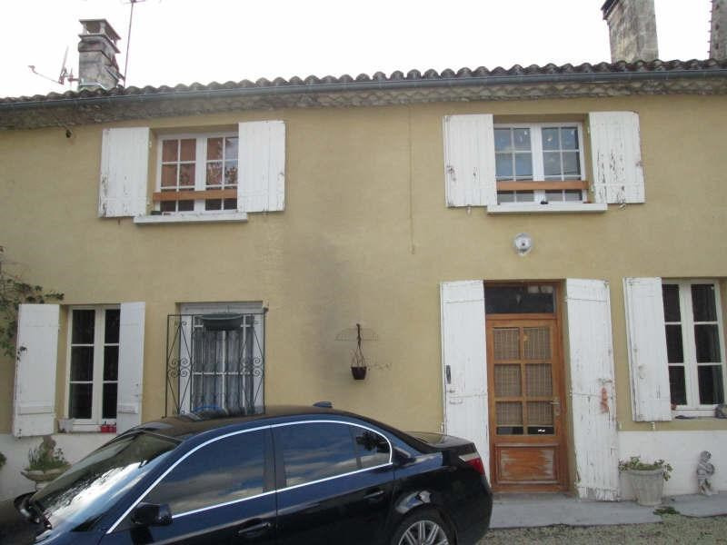 Vente maison / villa Salignac 149000€ - Photo 1