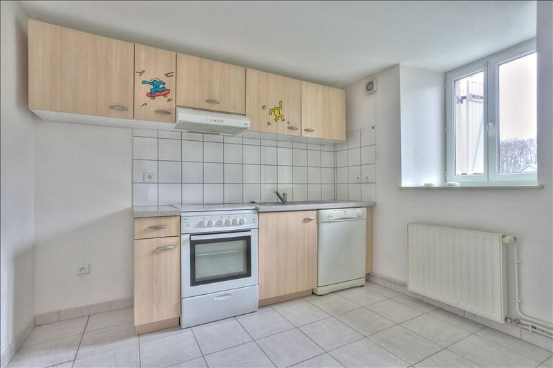 Vente appartement Geneuille 122 000€ - Photo 1