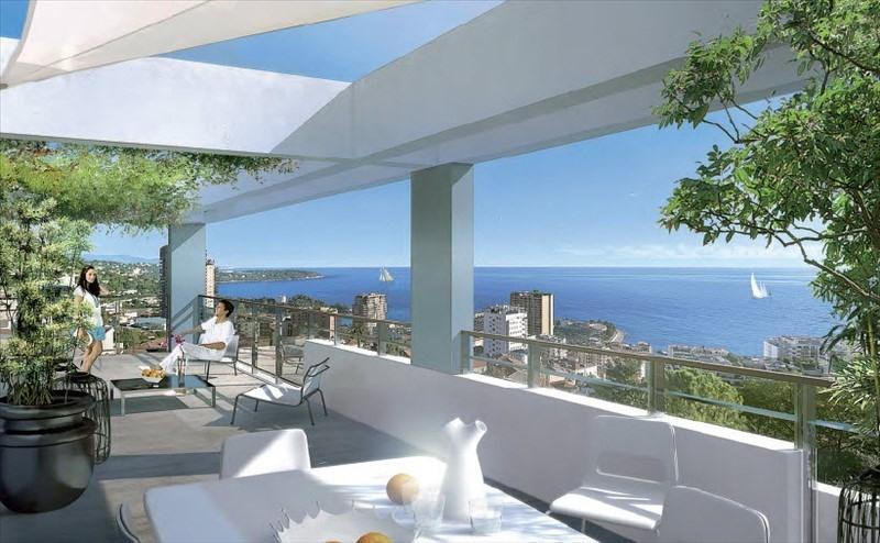 Sale apartment Beausoleil 494000€ - Picture 3