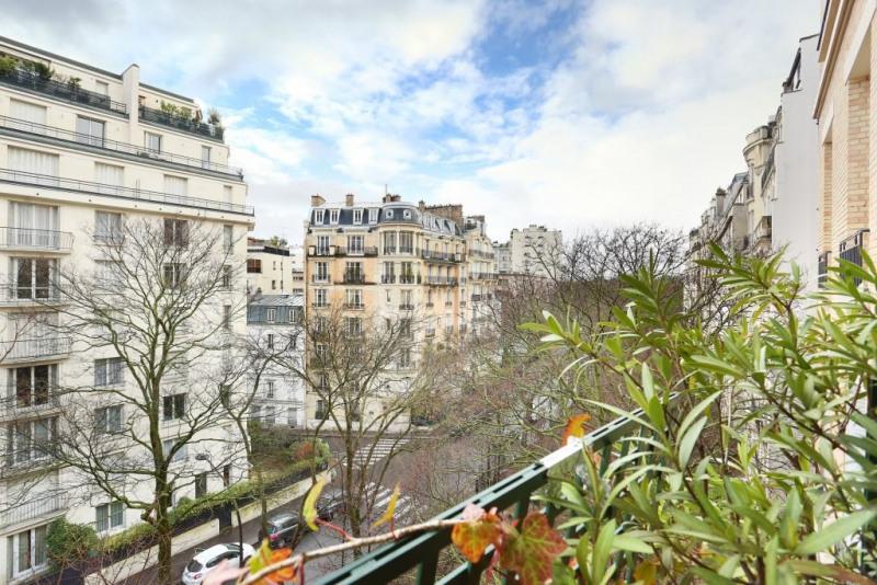 Immobile residenziali di prestigio appartamento Paris 16ème 860000€ - Fotografia 3