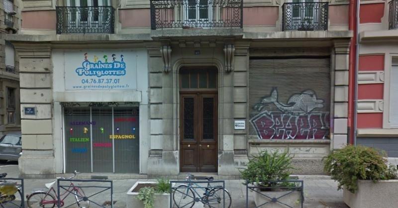 Location boutique Grenoble 587€cc - Photo 1