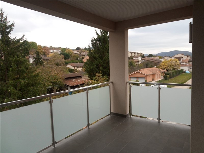 Vente appartement Amberieu en bugey 155 000€ - Photo 3