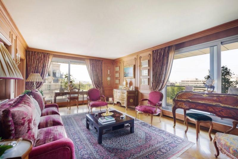 Revenda residencial de prestígio apartamento Paris 16ème 3450000€ - Fotografia 1