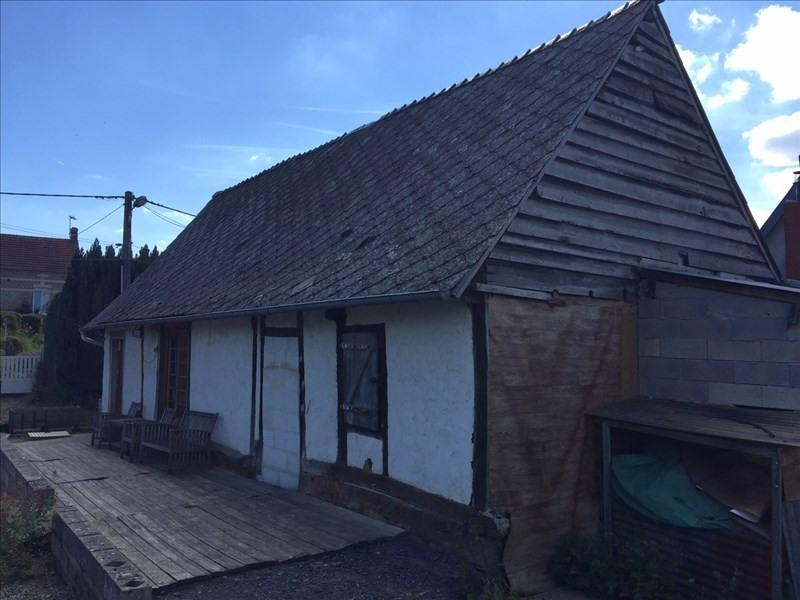 Sale house / villa Noyon 72000€ - Picture 1