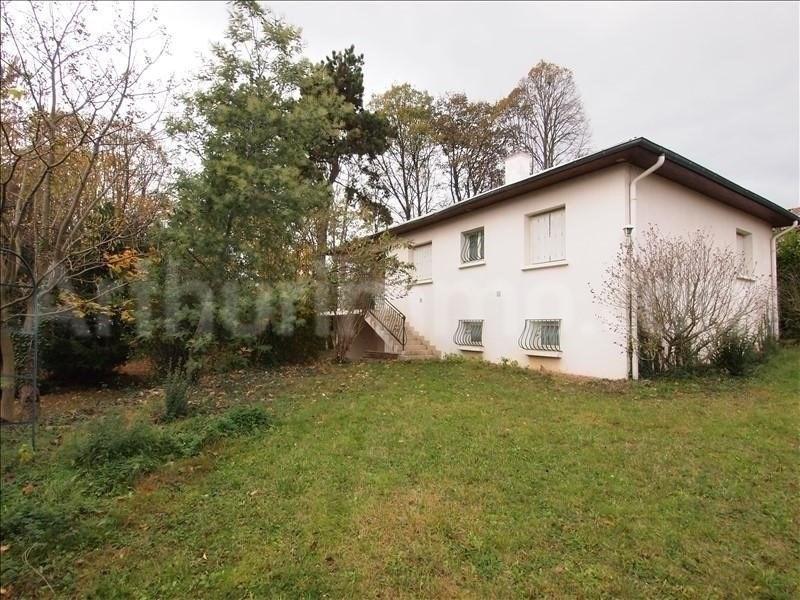 Sale house / villa Champagne au mont d or 360000€ - Picture 1