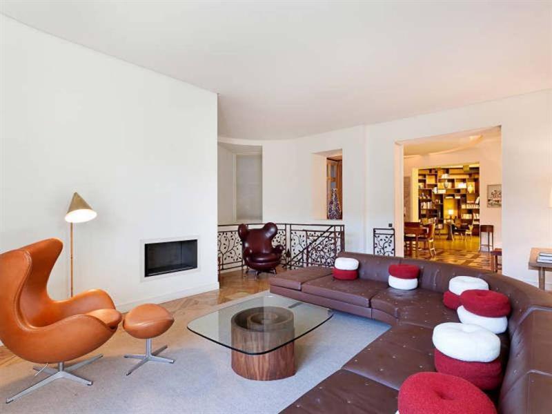 Revenda residencial de prestígio apartamento Paris 16ème 4800000€ - Fotografia 8