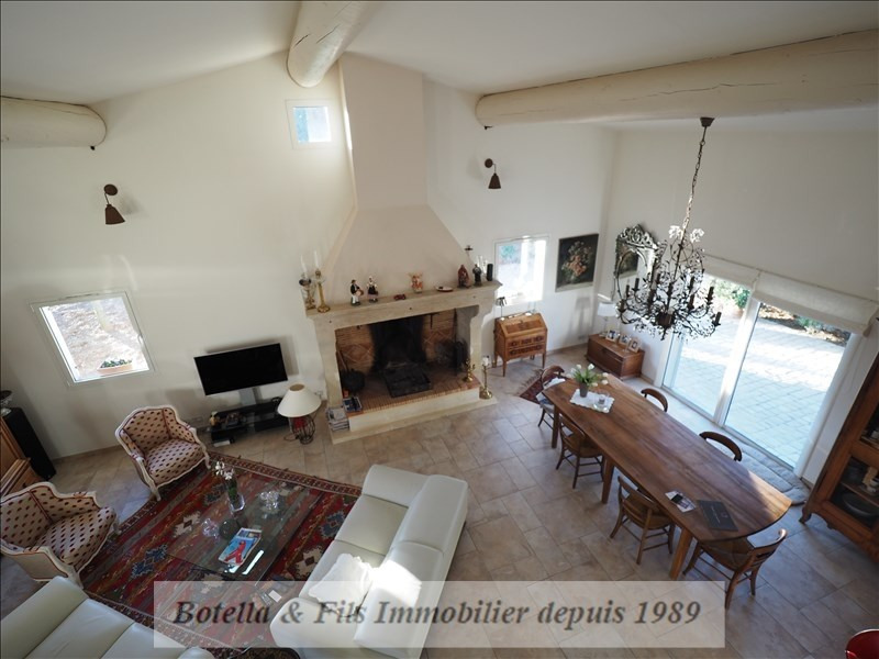 Deluxe sale house / villa Goudargues 1 265 000€ - Picture 5