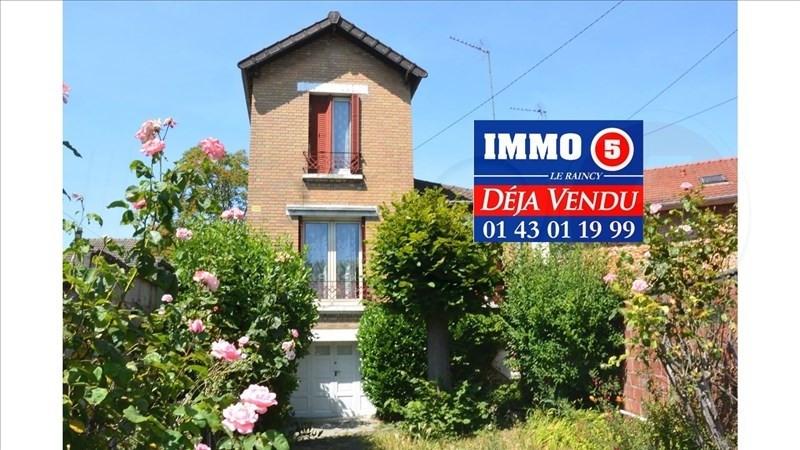 Vente maison / villa Le raincy 240000€ - Photo 1