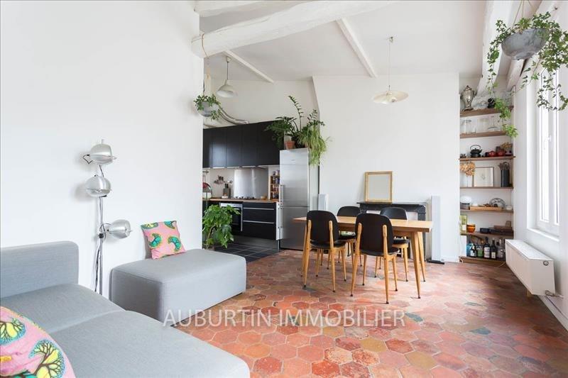 Venta  apartamento Paris 18ème 430000€ - Fotografía 4