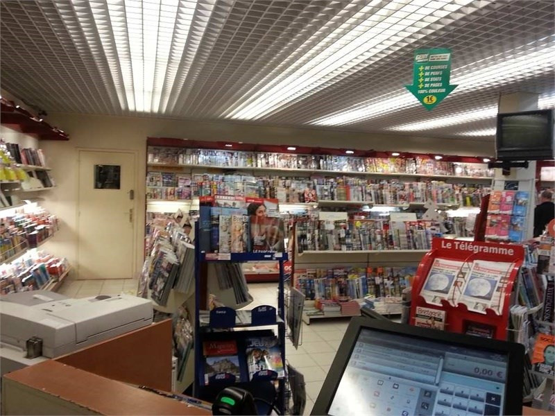 Fonds de commerce Tabac - Presse - Loto Quimper 0