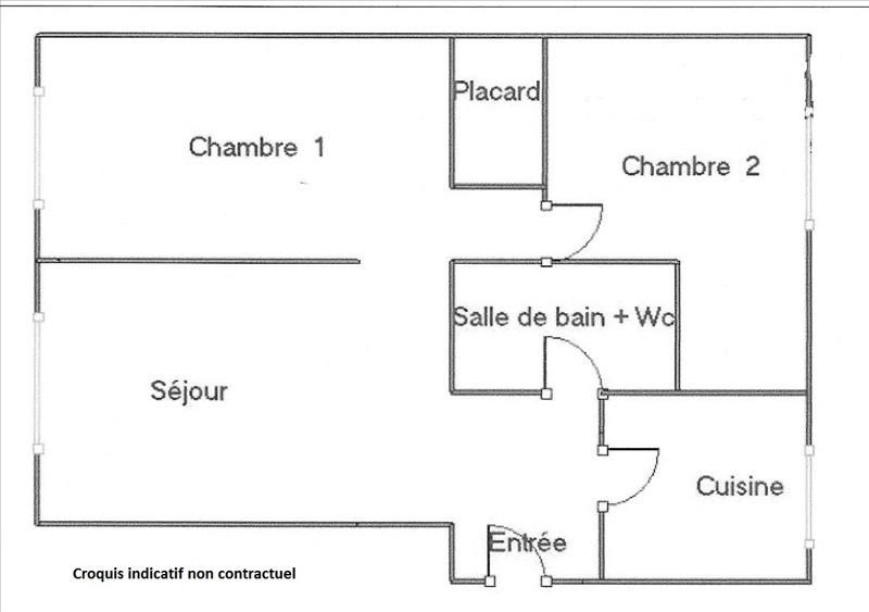 Vente appartement Vanves 299 250€ - Photo 7