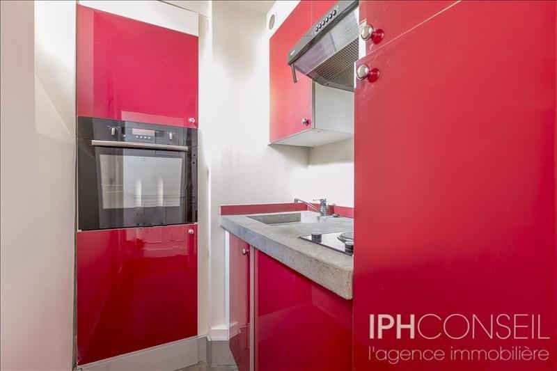 Vente de prestige appartement Paris 6ème 1050000€ - Photo 4