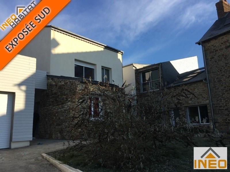 Vente maison / villa St medard sur ille 231000€ - Photo 1