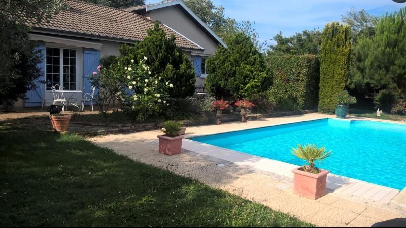 Vente maison / villa Chonas l'amballan 348000€ - Photo 1