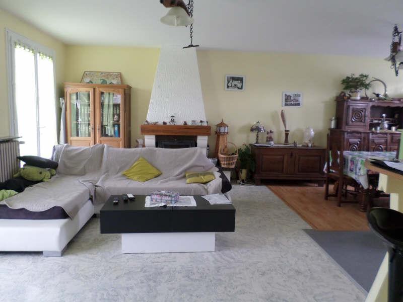 Vente maison / villa Lussac les chateaux 157000€ - Photo 8