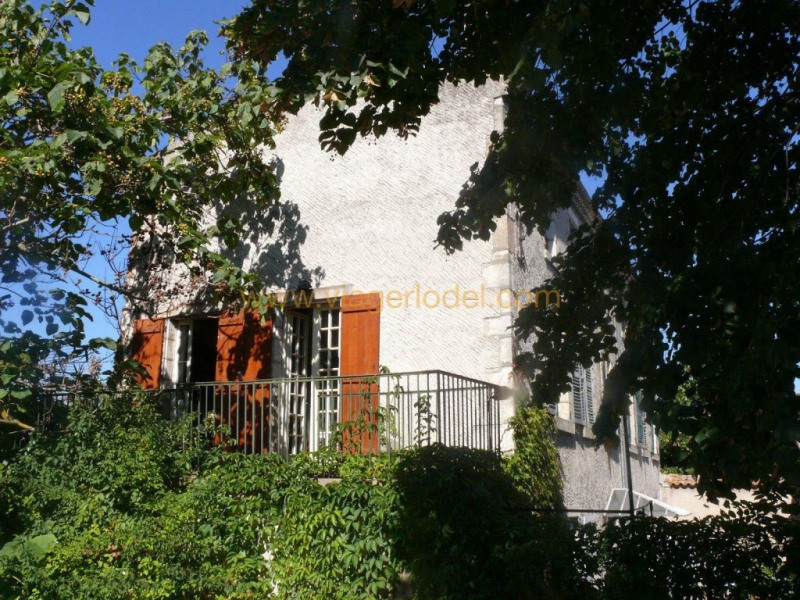 Lijfrente  huis Authezat 65000€ - Foto 8
