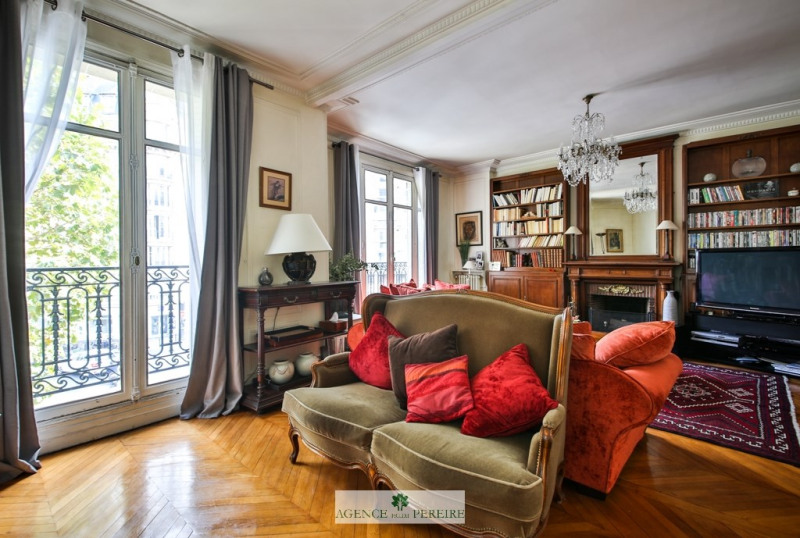 Vente de prestige appartement Paris 17ème 1 200 000€ - Photo 5