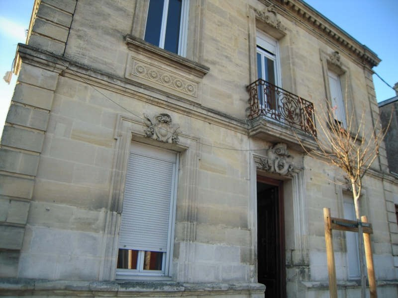 Vente maison / villa Blaye 159000€ - Photo 1