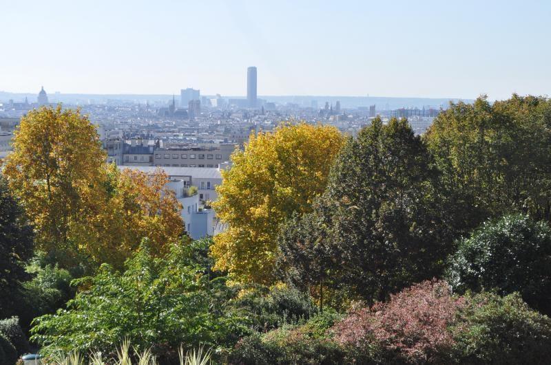 Verkoop  appartement Paris 20ème 139000€ - Foto 1