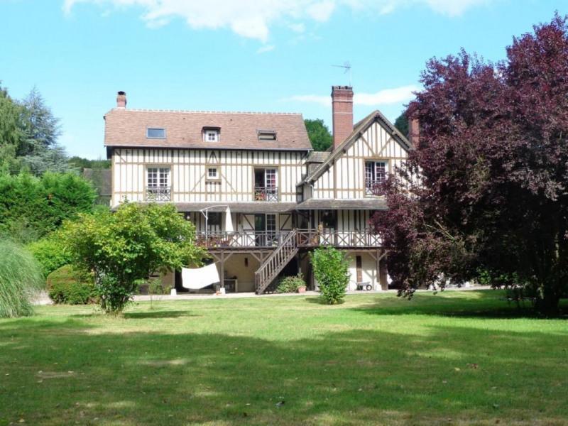 Vente maison / villa Lisieux 320000€ - Photo 1