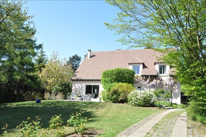 Deluxe sale house / villa St nom la breteche 1190000€ - Picture 1
