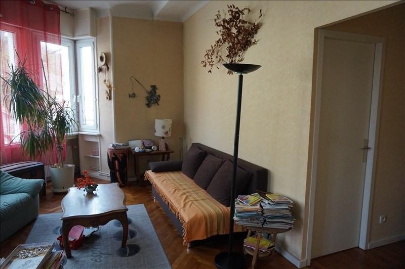 Verkoop  appartement Pont eveque 87000€ - Foto 3