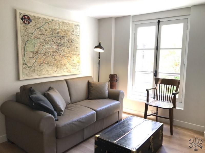 Sale apartment Paris 10ème 395000€ - Picture 8