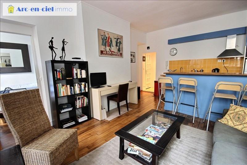 Revenda apartamento Paris 4ème 464000€ - Fotografia 5