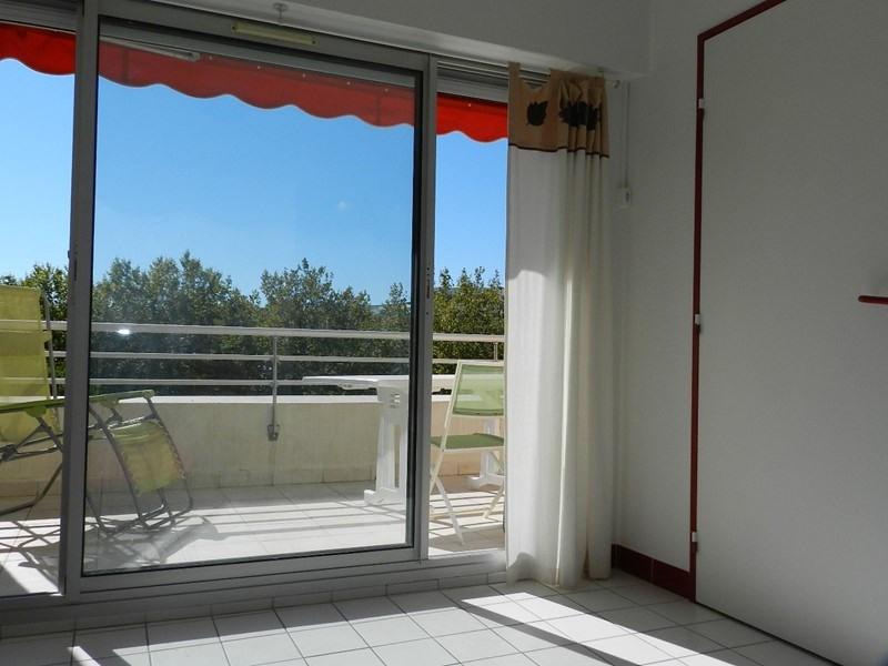 Location vacances appartement La grande motte 546€ - Photo 1