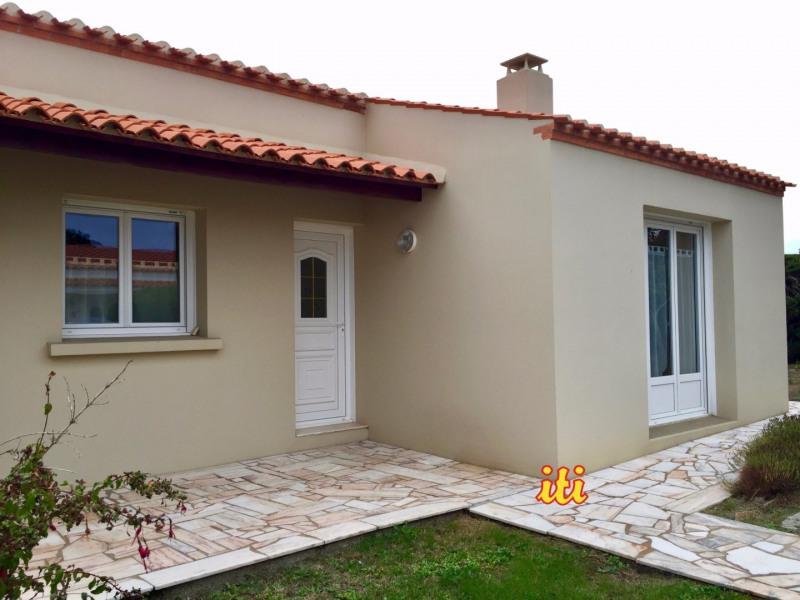 Vente maison / villa Olonne sur mer 270600€ - Photo 1