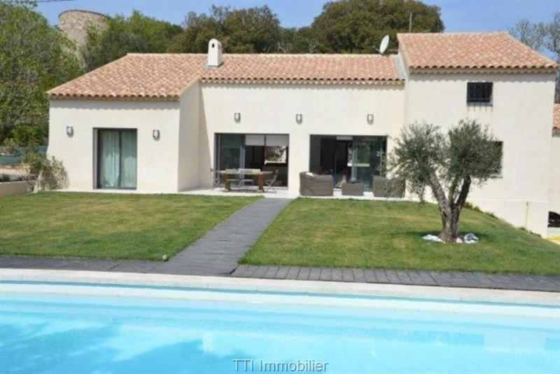 Sale house / villa Plan de la tour 980000€ - Picture 2