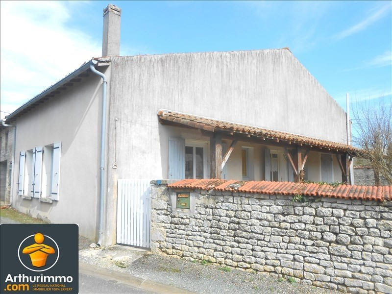 Sale house / villa Aulnay 59 400€ - Picture 1