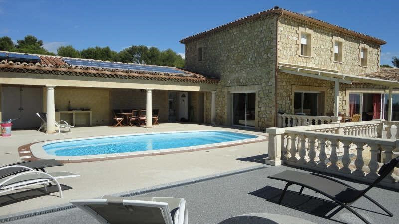 Deluxe sale house / villa St chamas 1 260 000€ - Picture 1