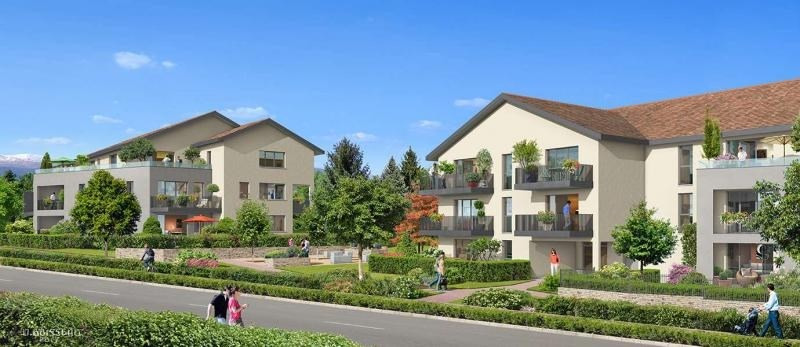 Sale apartment Prevessin-moens 254 000€ - Picture 2