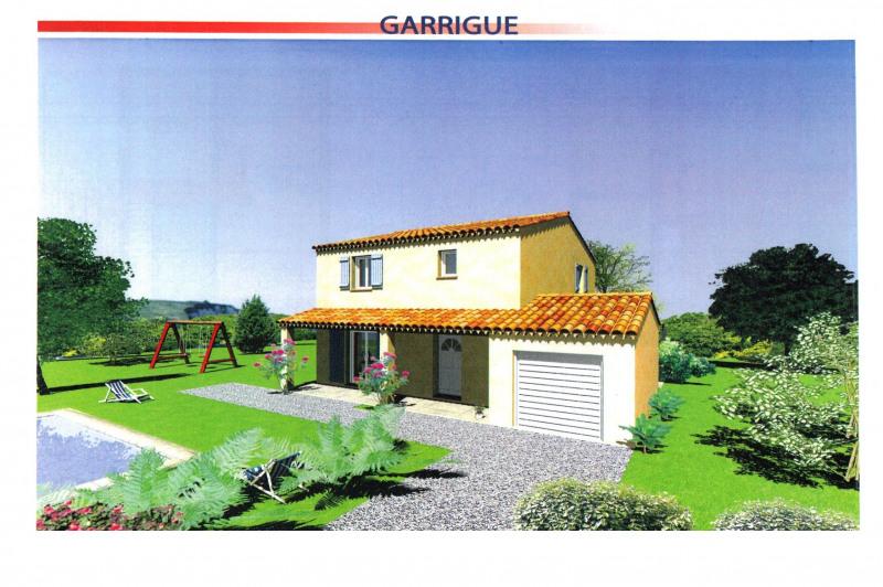 """Modèle de maison  """"Modèle de maison 4 pièces"""" à partir de 4 pièces Pyrénées-Orientales par MAISONS PRIMO"""