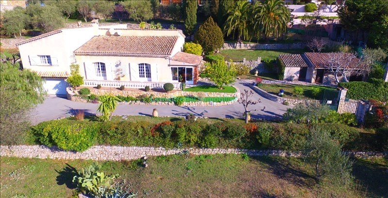 Vente de prestige maison / villa Peymeinade 595000€ - Photo 1
