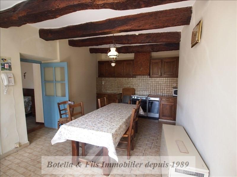 Venta  casa Uzes 147000€ - Fotografía 3