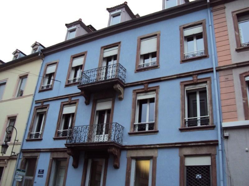 Sale apartment Mulhouse 175000€ - Picture 1