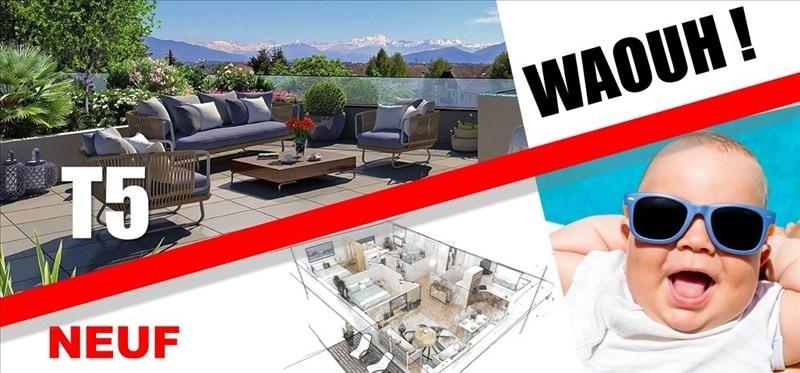Verkoop  appartement Prevessin-moens 538000€ - Foto 1