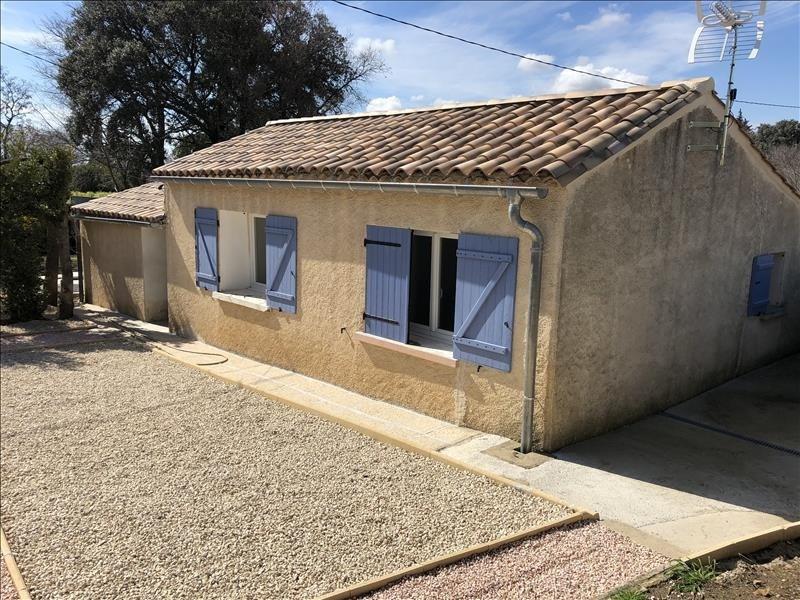 Rental house / villa Nimes 980€ CC - Picture 2
