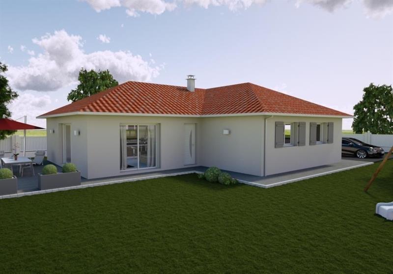 Maison  4 pièces + Terrain 1000 m² Saint Andre le Gaz par MAISON PRO-ALPES