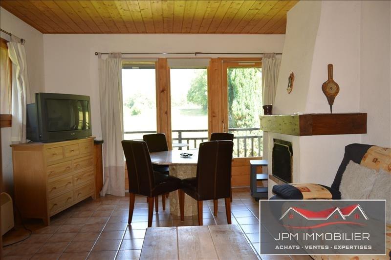 Vente de prestige appartement Samoens 216000€ - Photo 3
