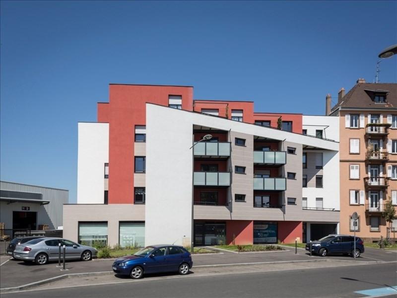 Location appartement Strasbourg 623€ CC - Photo 1