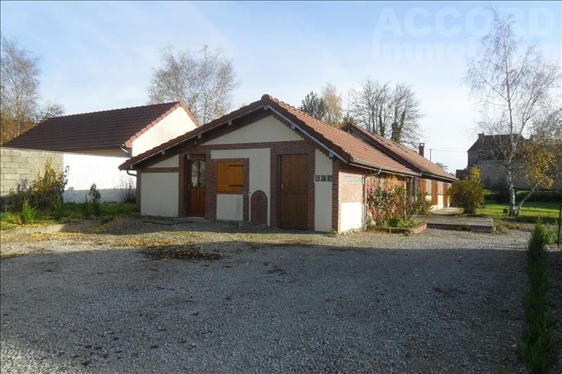 Vente maison / villa Mesnil sellieres 170 000€ - Photo 5
