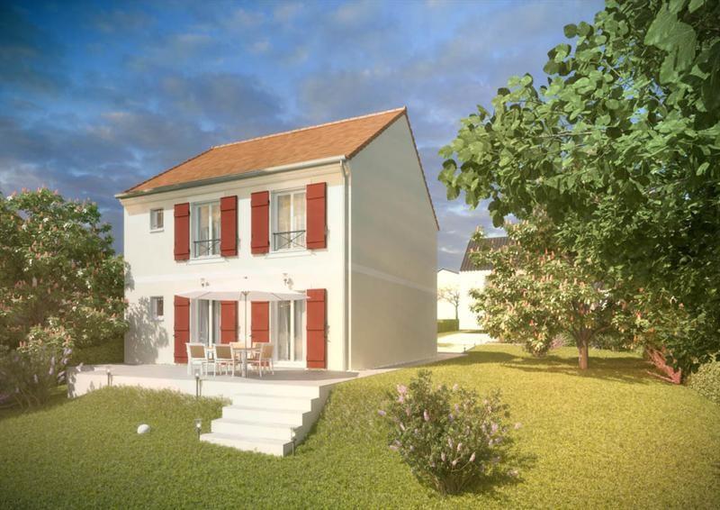 Maison  5 pièces + Terrain 400 m² Chelles (77500) par MAISONS PIERRE